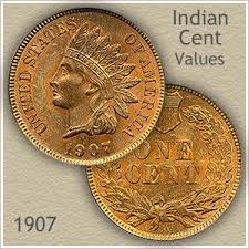 1907 Indian Head Penny Value Discover Their Worth