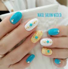 Summer 江東区錦糸町亀戸でおすすめのネイルサロンnail Salon Niico