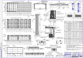 Деревянные конструкции и пластмассы курсовые работы Чертежи РУ Курсовая работа Конструирование и расчёт деревянных конструкций 1 но этажного промышленного здания г