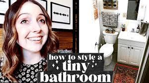 Small Apartment Bathroom Ideas How To Make A Tiny Bathroom Pretty Moda Misfit