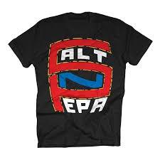 Salt N Pepa Snp Logo T Shirt