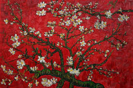 branches of an almond tree in blossom by van gogh famous handmade canvas oil painting reion nice artwork for xmas gifts in painting canvas from