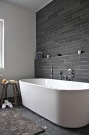 Bathrooms Pinterest 5 Beautiful Bathroom Renovation Ideas Grey Slate Tiles And Wall
