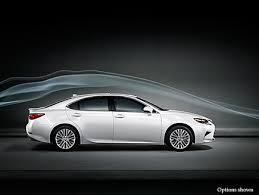 2018 lexus hybrid sedan. unique sedan exterior shot of the 2018 lexus es shown in eminent white pearl inside lexus hybrid sedan
