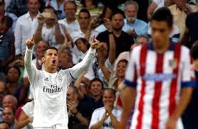 صورة من مباراة الديربي الريال واتليتكو مدريد ile ilgili görsel sonucu