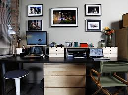desks home office small office. Stylish Black Wooden Table Office Ideas Small Building Designs Design Software A Home Desks