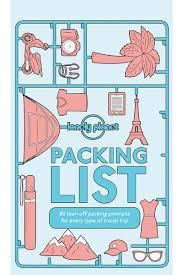 Packing List Lonely Planet Us