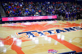 Wooden Basketball Game Wooden Legacy Makes Venue Change for the 100 100 Events ESPN 95
