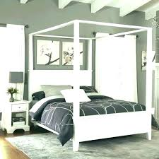 King Size Canopy Bedroom Sets Affordable Canopy Bed Canopy Beds King ...
