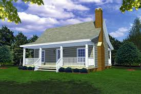 Small House Plan CH187 Images U0026 Floor Plans Small Home Design Affordable House Plans To Build