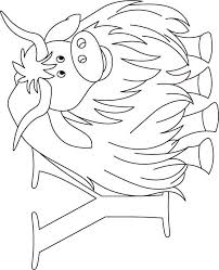 Small Picture Y for yak coloring page for kids Download Free Y for yak
