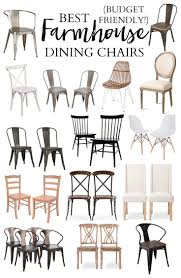 Home The Best Farmhouse Dining Chairs Farmhouse Dining