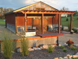 Irresistible Monitor Pole Barn Building With Barn Home Plans ...