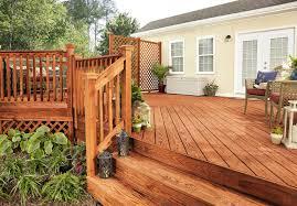 wood deck cost. Decks Getting Fancier, Easier To Maintain Wood Deck Cost N