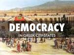 the Ancient Greece Democracy