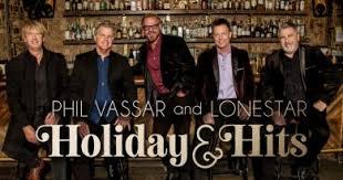 Lonestar and Phil Vassar Holiday and Hits Tour – WKKG