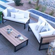 Modern Outdoor Lounge Furniture