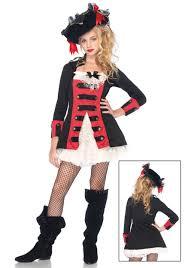 Halloween teen pirate costume