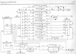 mgf schaltbilder inhalt wiring diagrams of the rover mgf 31 interior illumination