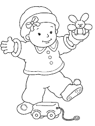 Small Picture Beautiful Baby Girl Coloring Pages Print Photos Coloring Page