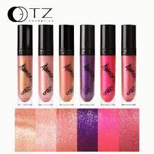 shimmer metal lip gloss lip tint lipstick kit for cosmetic batom make up gloss in