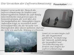 luftverschmutzung vermeiden