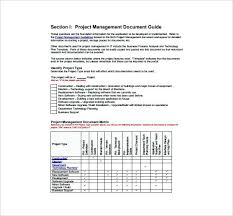 Software Proposal Document Template Sample Development Free ...