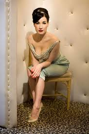 Dita Von Teese Quotes Best LUSCIOUS QUOTE Dita Von Teese