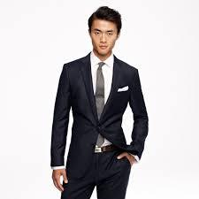 Cheap Mens Designer Suits Ludlow Suit Jacket With Double Vent In Glen Plaid Italian