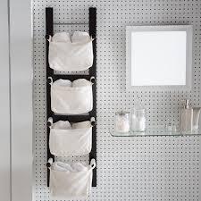 magazine rack jexo rack with  canvas baskets home magazine racks at hayneedle