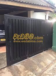 iron gate design for house matara
