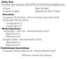 Cool How To Make A Resume With One Job 51 For Professional Resume Examples  with How To Make A Resume With One Job