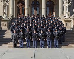 131st trooper recruit graduates
