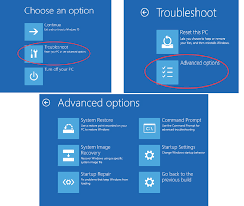 Advanced Options Windows 10 How To Access Boot Options Menu In Windows 10 Solved Driver Easy