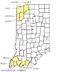 21 Excellent Indiana Time Zone Map Bnhspine Com