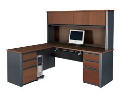 corner office desk hutch. corner office desk with hutch workstation desks depot