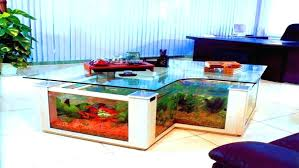 table rare fish tank coffee table pictures concept aquarium tables dining for