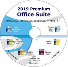 Ms Word Powerpoint Amazon Com Office Suite 2019 Alternative To Microsoft Office Home