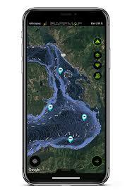 Fishing App Basemap