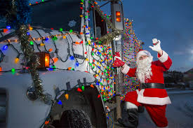 Yukon Holiday Lights Santa Needs A New Transmission Yukon News