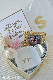 will you be my bridesmaid gift idea mpl wedding bridesmaid gifts bridesmaid
