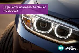 Advanced Lighting For Automotive Led Controller Eliminates Trade Off Between Fast Response