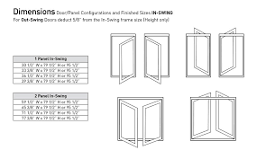 es swing door by sunview quality