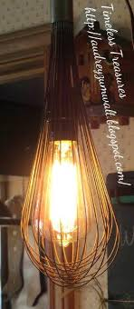lighting treasures woodway best ideas images on home barn industrial  timeless wire whisk light . lighting treasures ...
