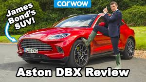 Aston Martin Dbx Review See How Quick It Is On Off Road Youtube