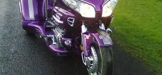 2007 honda goldwing gl1800 trike for