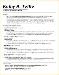 Resume Profile For College Student College Resume Examples 605 768 Sample Of A College Resume