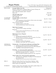 ... Current Resume 2 Current Resume Examples Formats Format Of Writing Cv  ...