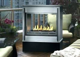 propane gas outdoor fireplace lp gas outdoor fireplace wont stay lit