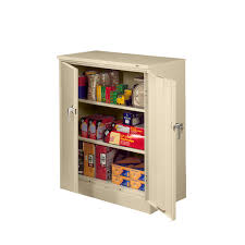 Counter Height Cabinet Tennsco 4224dlx Deluxe Counter Height Storage Cabinet 36w X